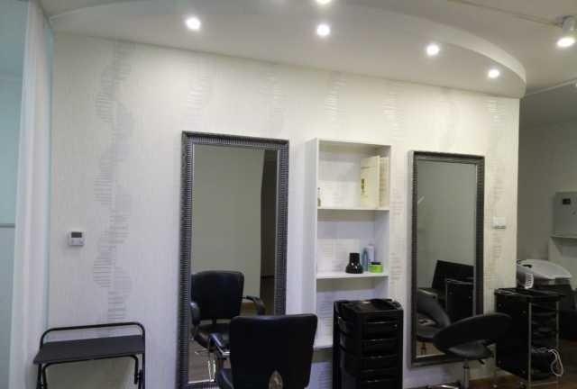 Сдача кресла в аренду для мастера маникюра и мастера парикмахера