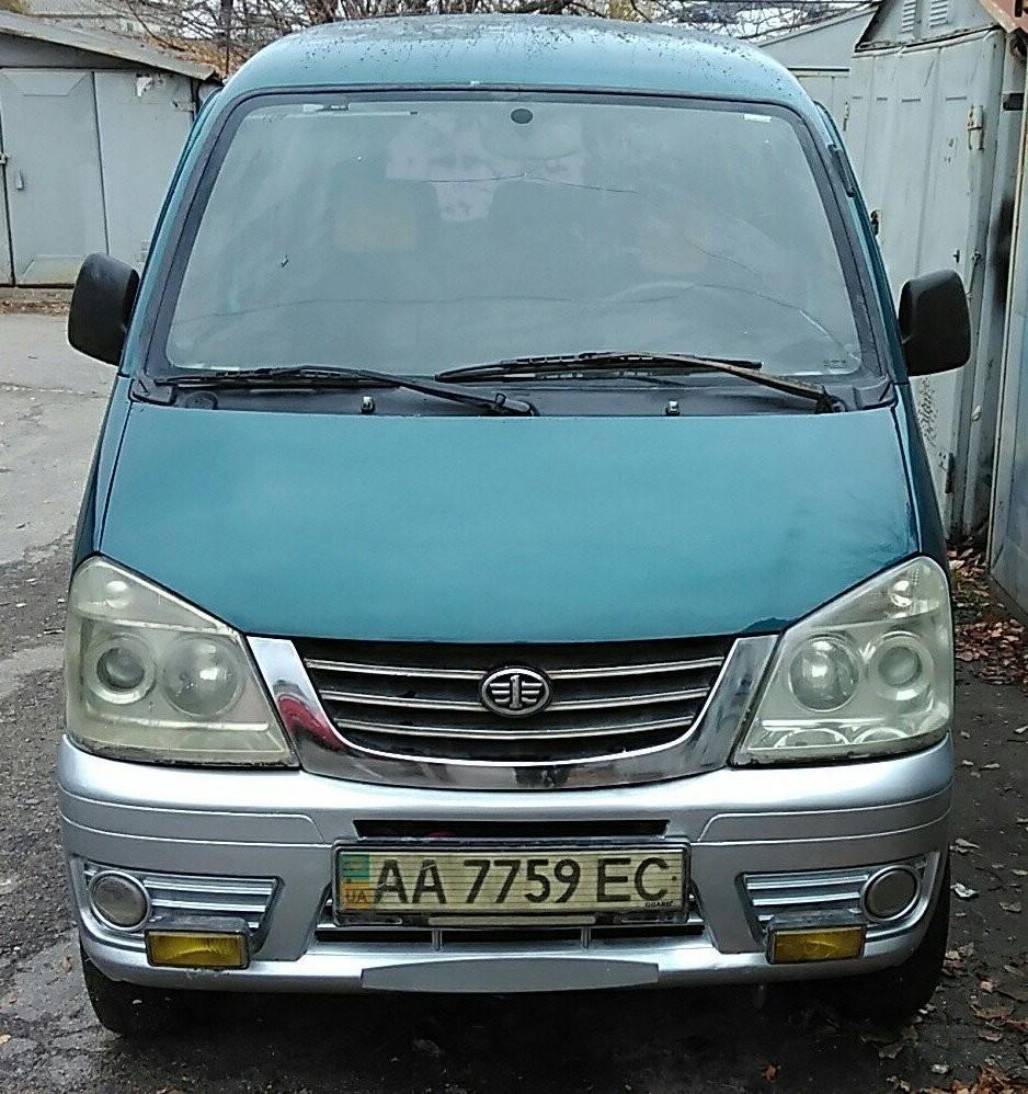 Аренда Авто FAW  CA 6371 (ФАУ), 1053куб., 2007г.в. с правом выкупа