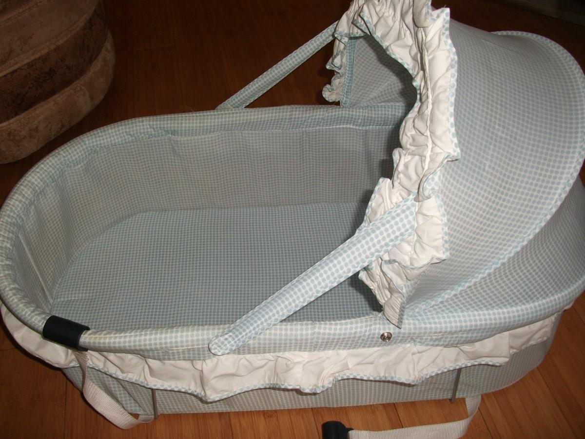 Детская кроватка Goby