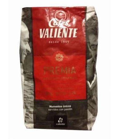 Обжаренный кофе в зернах опт Cafes Valiente Premia 1 кг