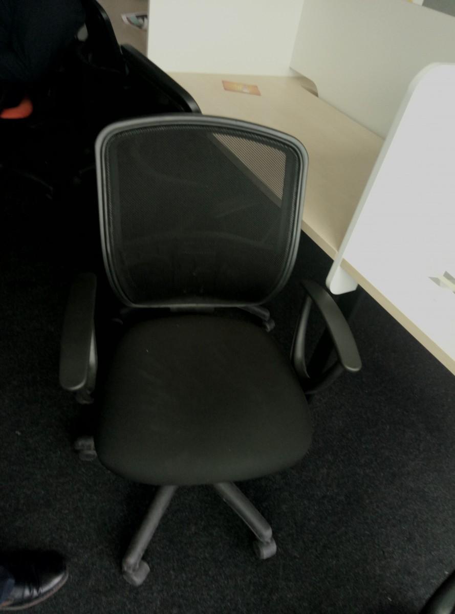 Кресло поворотное Бетта