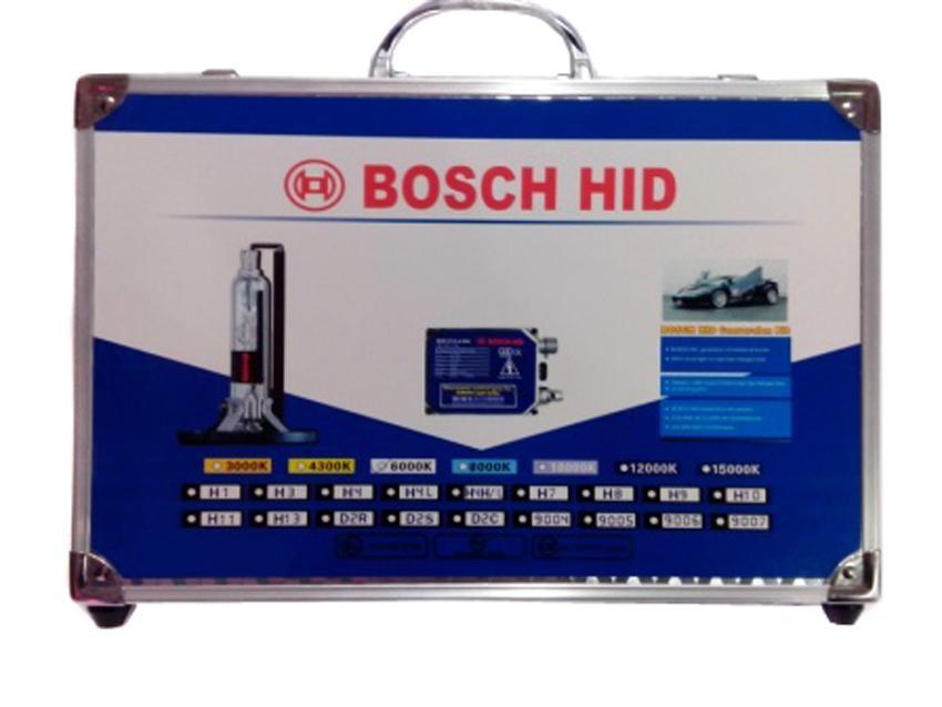 Би-ксенон BOSCH H4 4300,5000,6000K