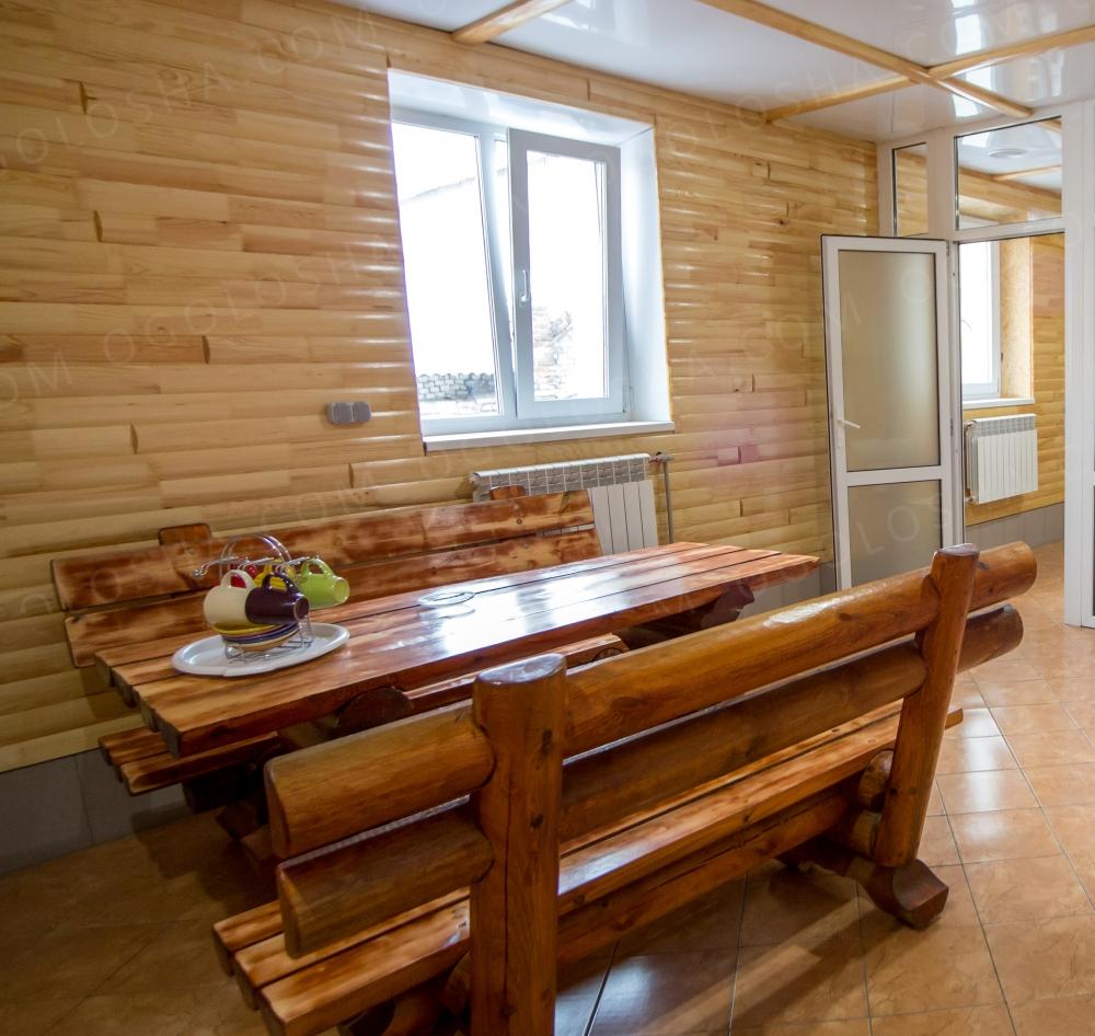 Услуги бани (русская, финская сауна, общее отделение)