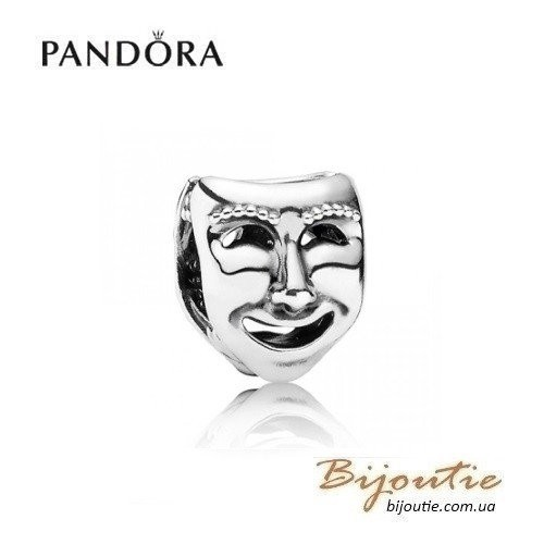 PANDORA шарм ― театральная маска 791177