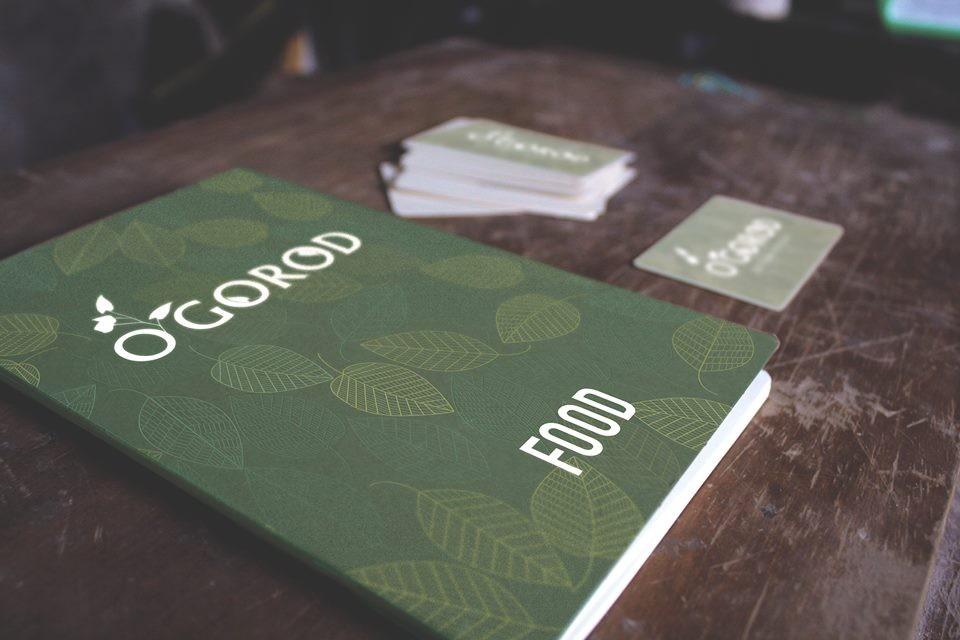 Услуги для ресторанов и отелей. Папки-меню. Полиграфия