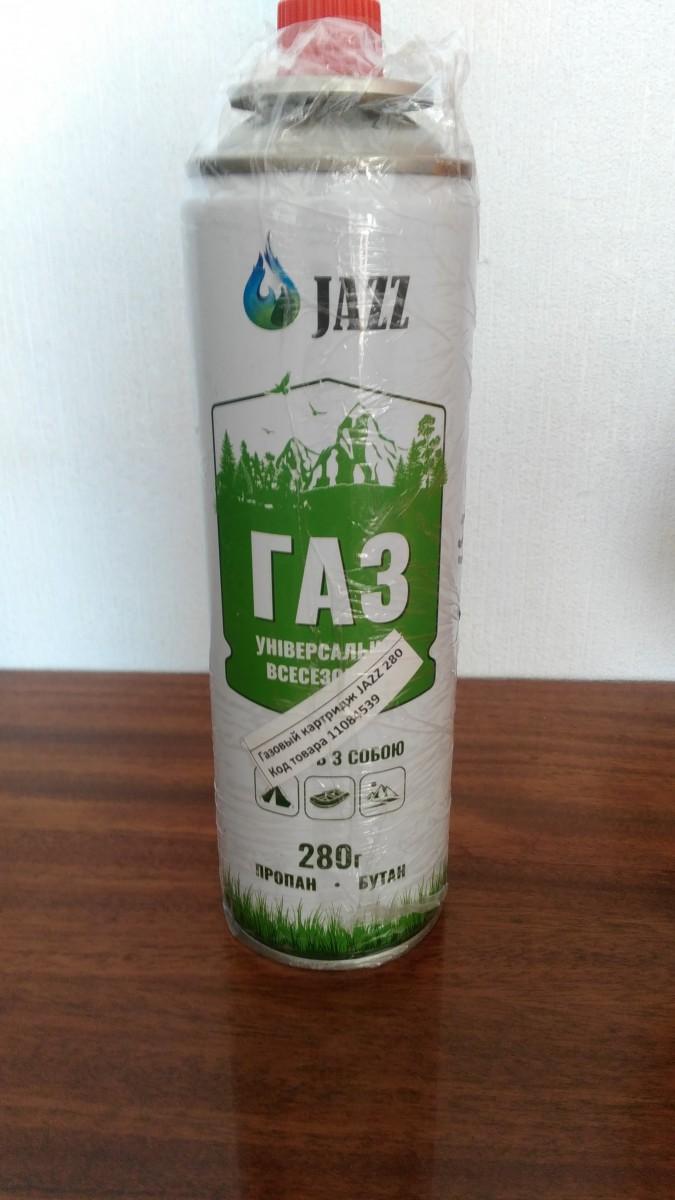 Продам Газовий картридж Jazz 280