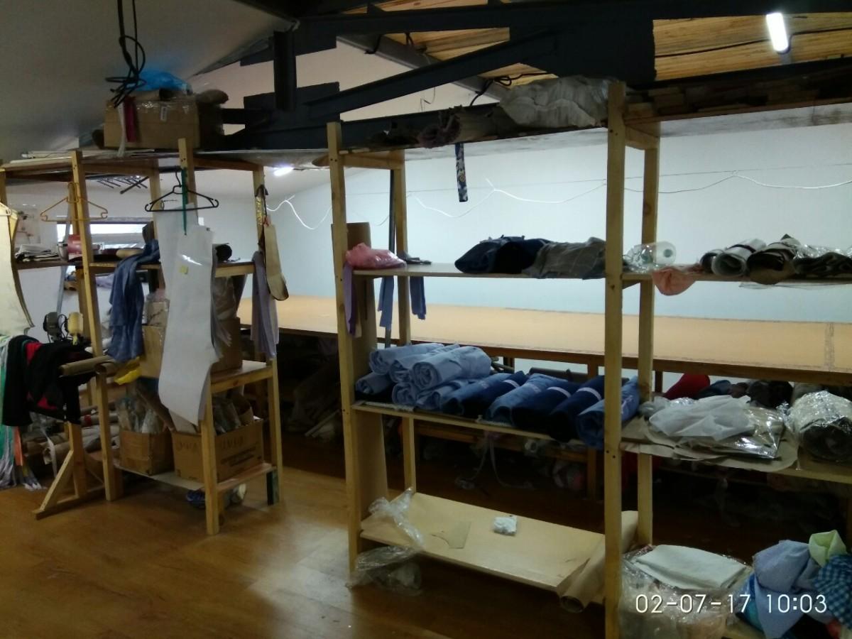 Пошив одежды в больших объемах