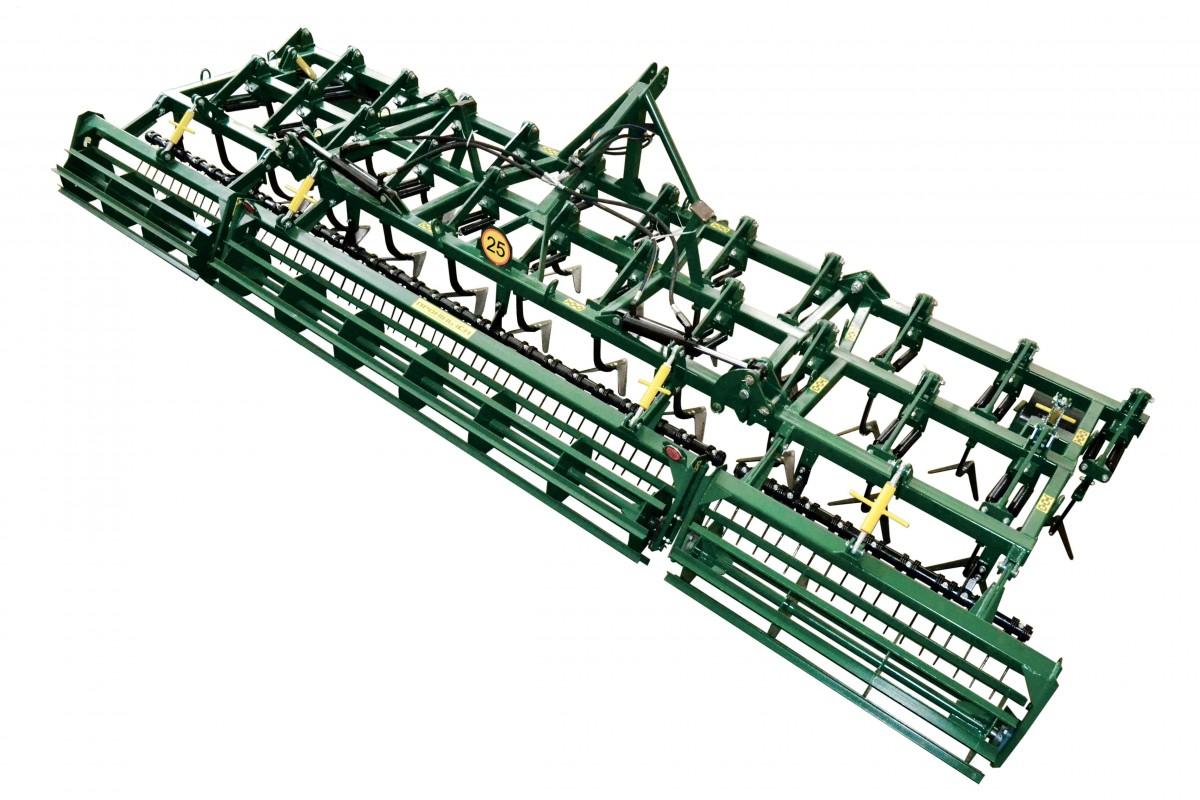 Культиватор навесной КПН-6,0-3