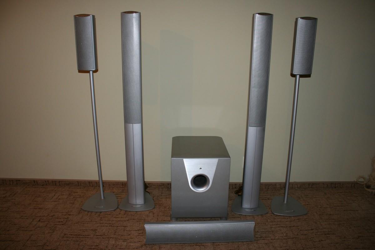 Акустическая система QUADRAL Aluma Surround 5000 TV