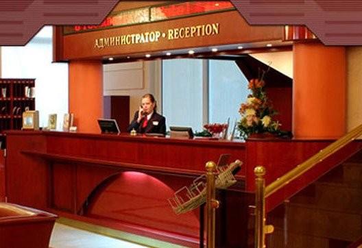Администратор отеля