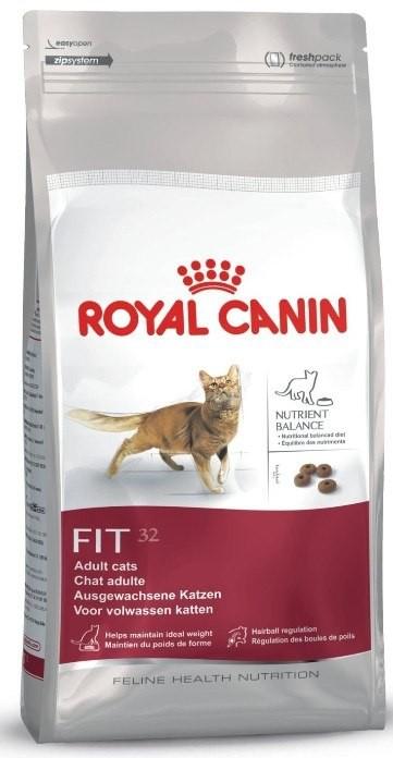 Роял канин фит 32 для котов