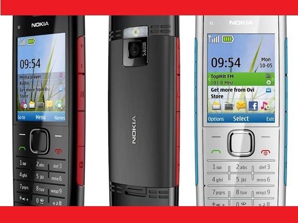 Телефон Nokia X2-00