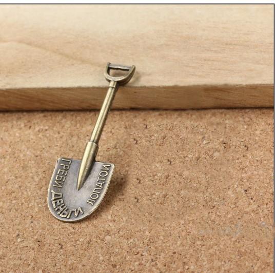 Лопата талисман, (сувенир,подарок)