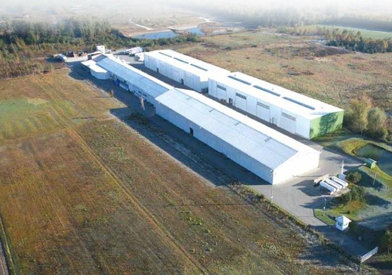Разнорабочие на производство пузырчатой пленки в Польшу