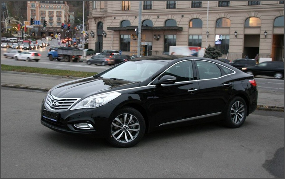 Запчасти для Hyundai Grandeur