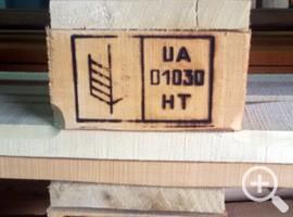 Термообработка (фумигация) деревянной тары, пиломатериала (IPPC)