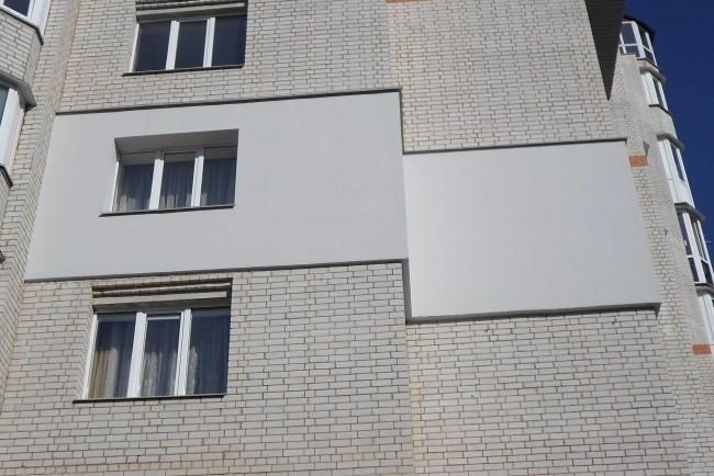 Утепление стен, высотные работы в Николаеве