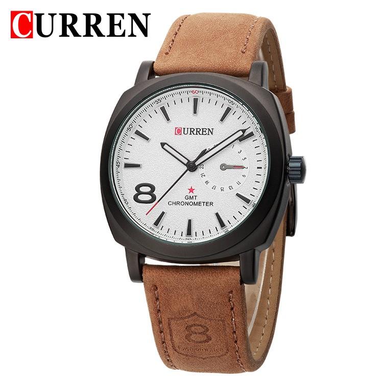 Curren watch gmt chronometer