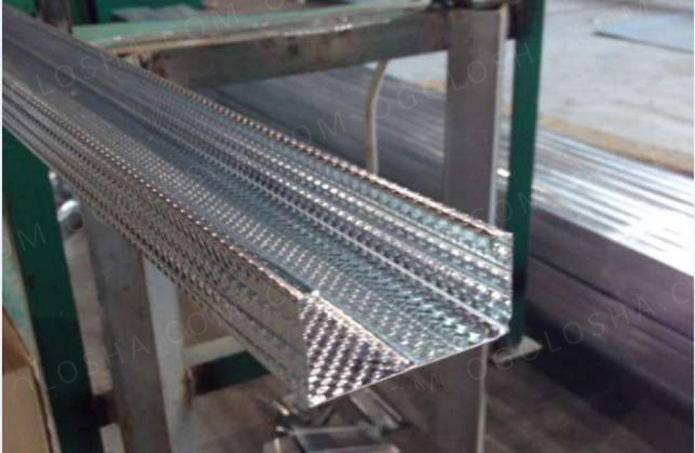 Профиль для гипсокартона завод-производитель
