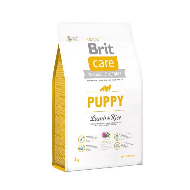 Brit Care Puppy-сухой Корм Брит  для щенков