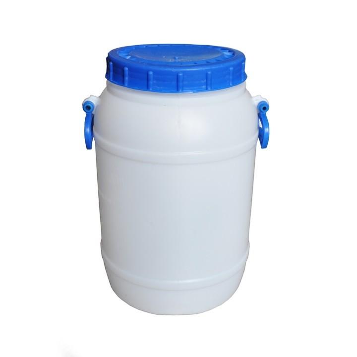 Емкость пищевая пластиковая 60л. (б/у, состояние новой)