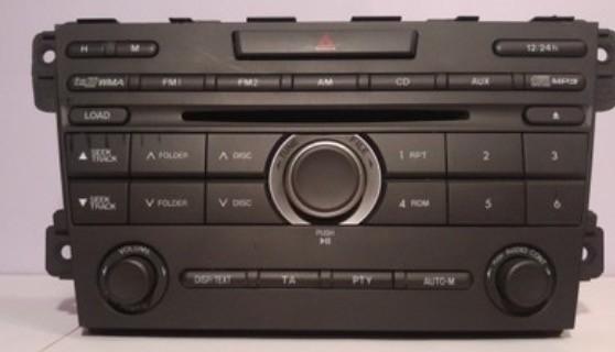 Магнитола BOSE Mazda