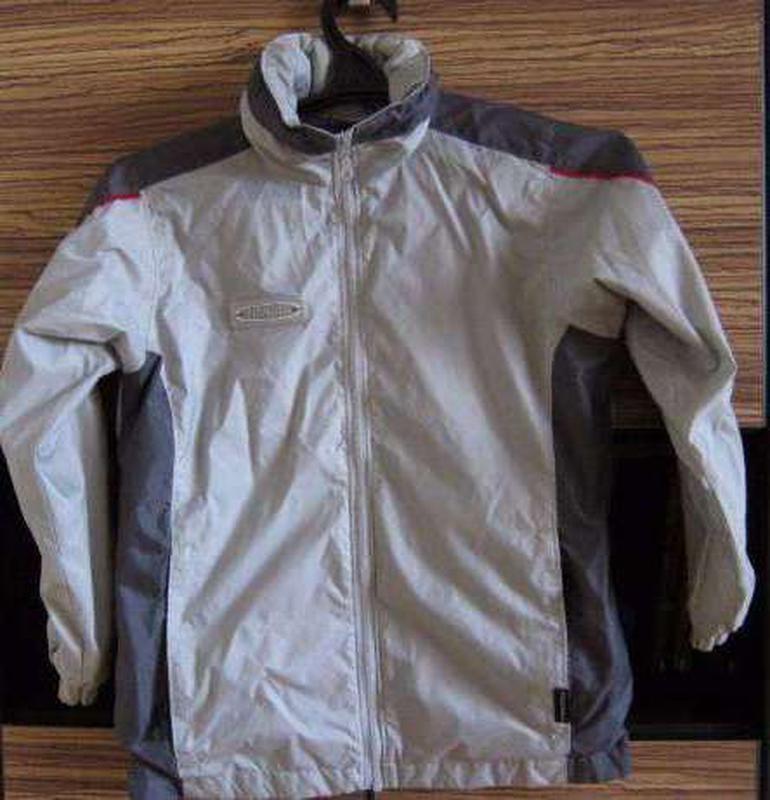 Детская куртка ветровка columbia 8 лет