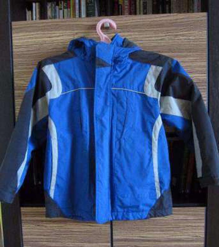 Куртка осень на мальчика фирма arizona 7-8 лет