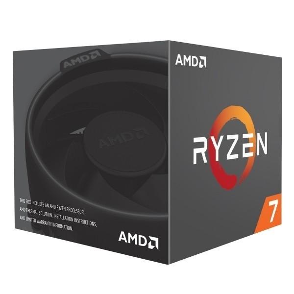 Продам новый процессор AMD Ryzen 7 1700X s.AM4 Частота 3.4/3.8 ГГц