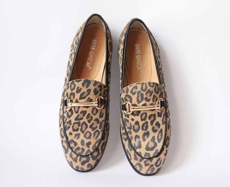 кожаные туфельки лоферы извесного европейсого бренда   Gianni Gregori