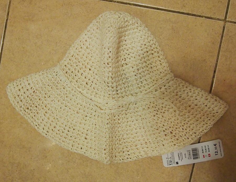 Бумажная шляпка cache cache