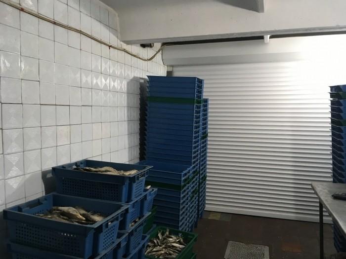 Цех по производству вяленой и копченой рыбной продукции