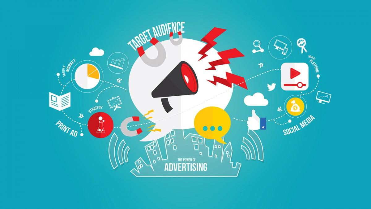 Реклама в интернете, сео, контекстная реклама, соц.сети.