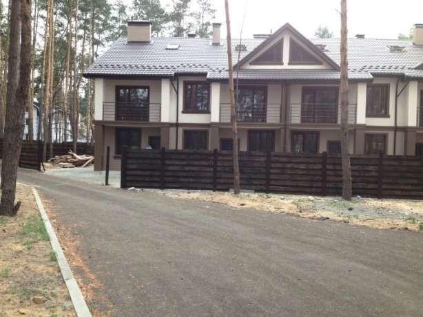 Купить таунхаус в Ирпене! Дом напротив парка ЦЕНТРАЛЬНЫЙ! Новая траса!
