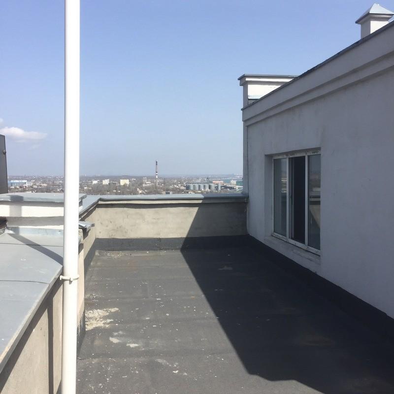 Продам квартиру после строителей на Мечникова, с видом на море