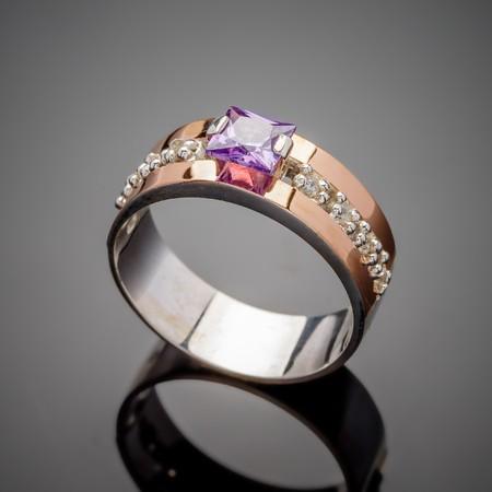 Ювелирные изделия из серебра с золотом, опт и розница