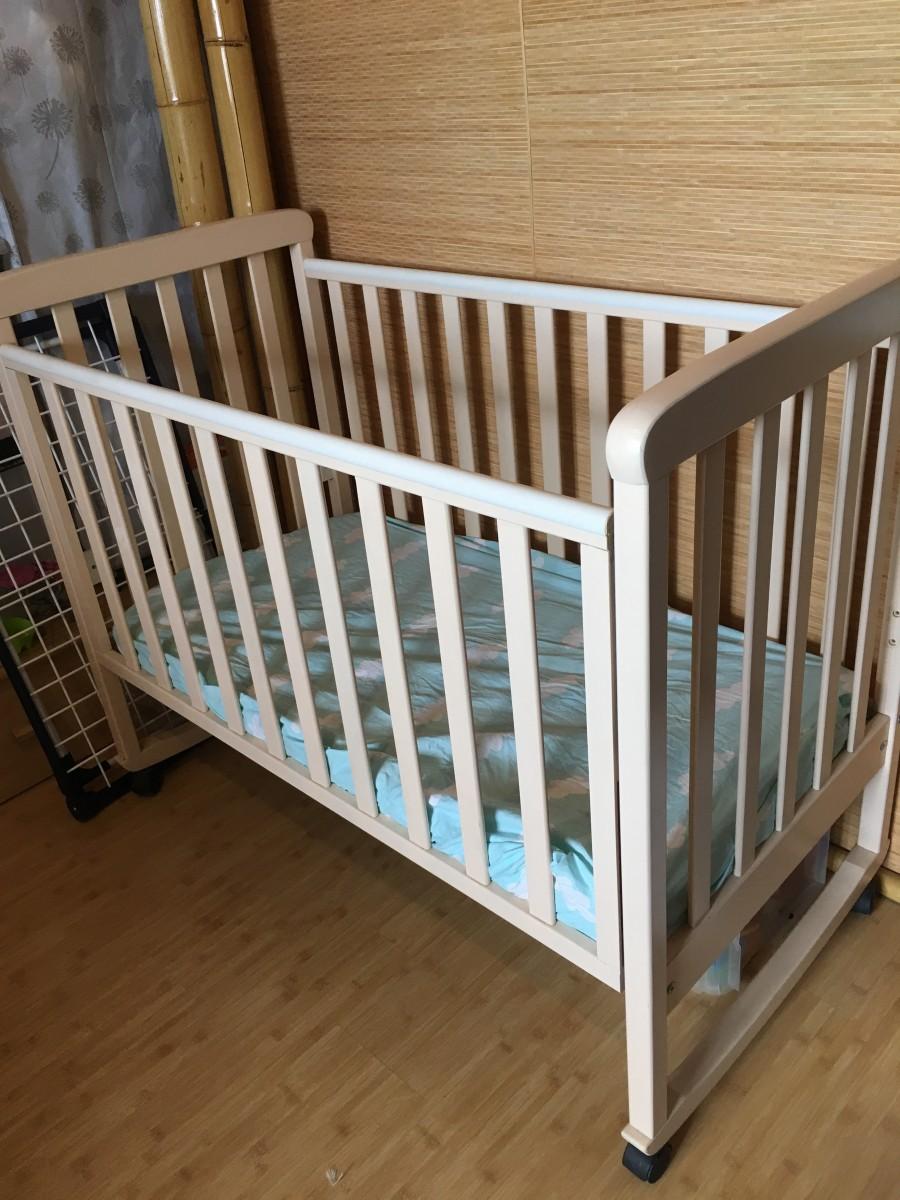 Детская кроватка Верес Соня ЛД12 с матрасом!!!