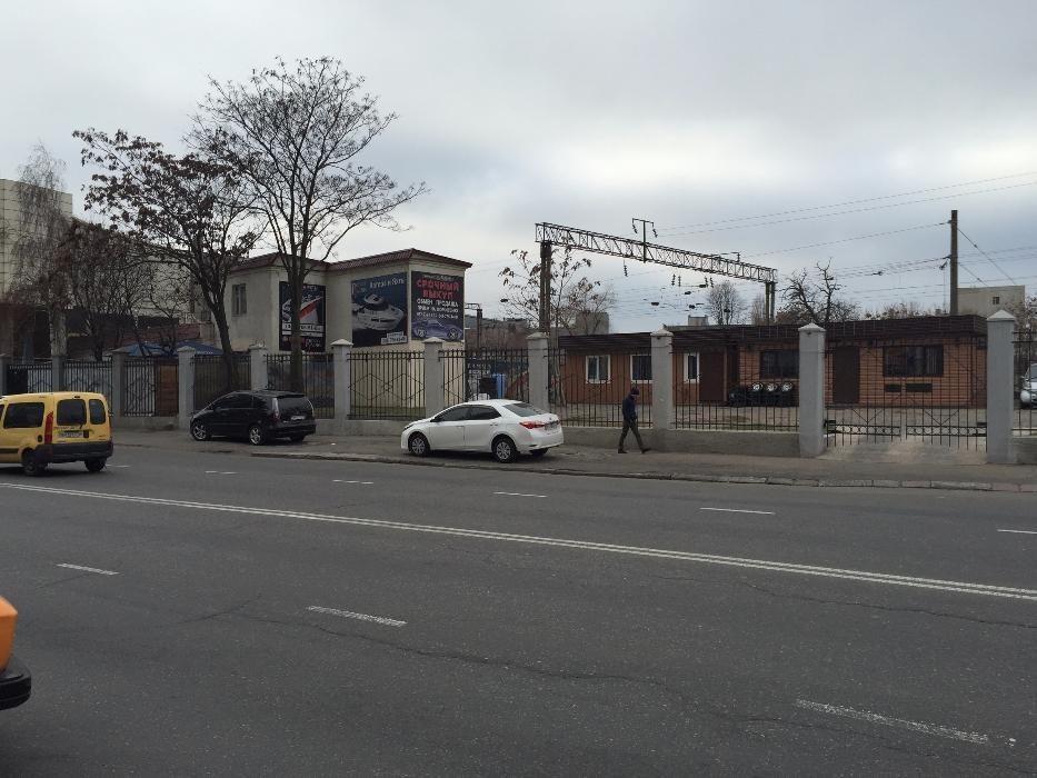 Продам Фасадный Участок На Среднефонтанской Возле Чудо Города