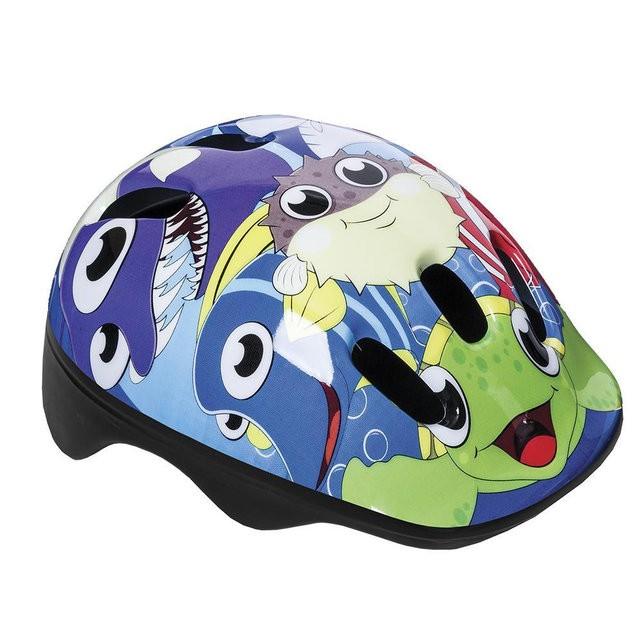 Шлем детский Spokey Fish S-L с регулировкой окружности Польша,киев