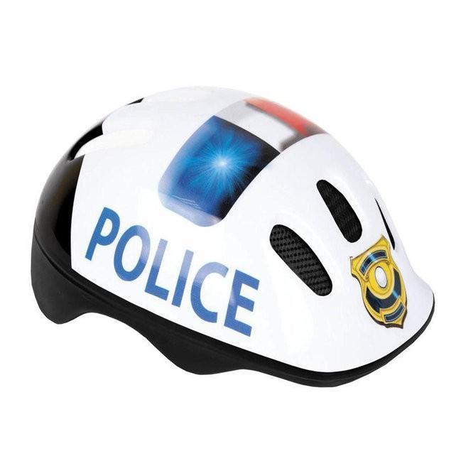 Шлем детский Spokey Police S-L с регулировкой окружности Польша,киев
