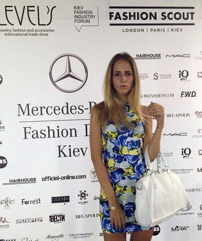 Дизайнерское платье, коктейльное Kira Plastinina