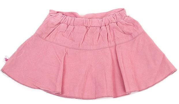 Розовая вельветовая юбочка 62р Chicco