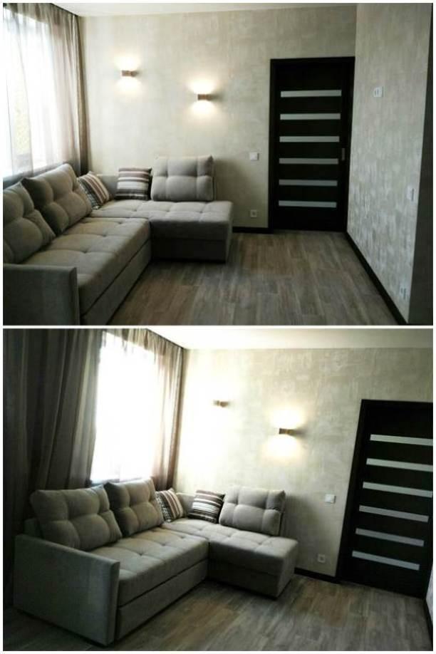 Новострой, 2 комнаты, новый евроремонт, техника, мебель.