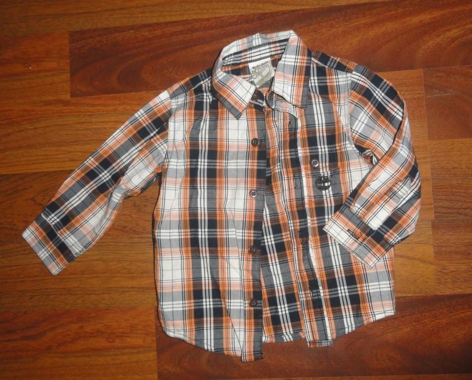 Рубашка timberland 18 мес.