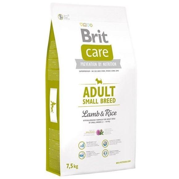 Brit Care Adult Small  -Сухой корм для собак мелких Кривой рог