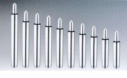 Пневмопатроны (газ-лифты) для кресла стула (хром)