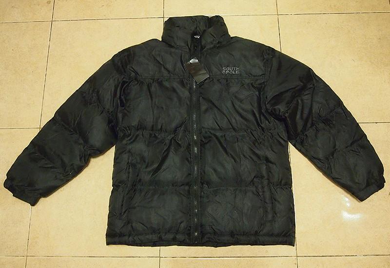 South Pole куртка мужская М на XL плотный синтепон зима