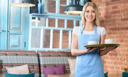 Работа в Польше официантки в бары и кафе отличная ЗП