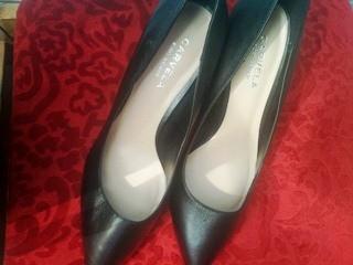 туфли женские кожаные НОВЫЕ