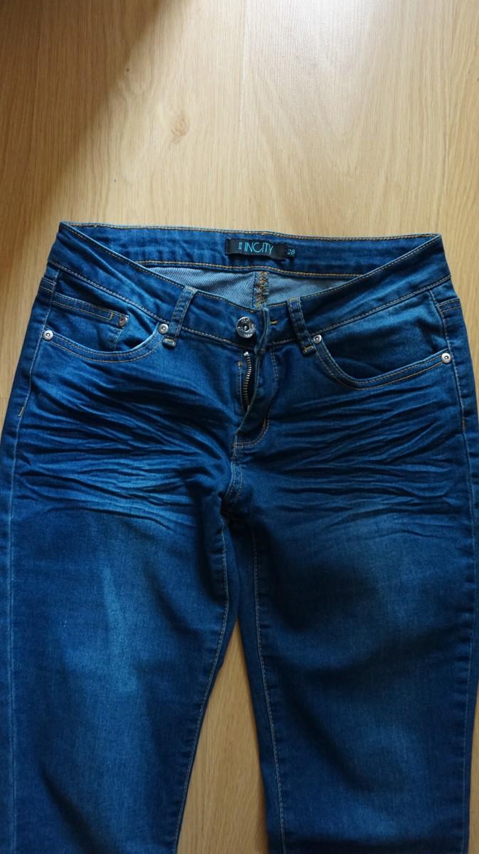 Поделиться:  Классные джинсы incity p.28